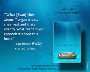 UNDERWATER Starred Review